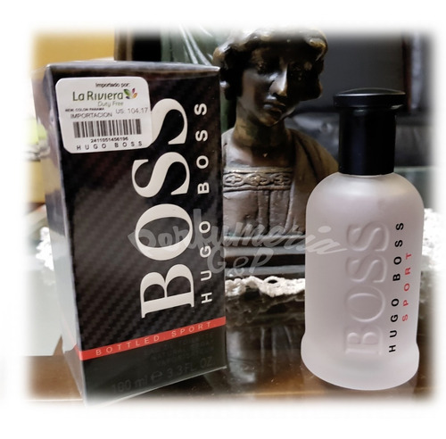 Hugo Boss Bottled Sport 100 Ml Original - L a $1300