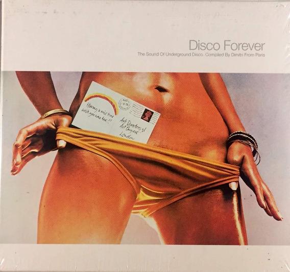 Cd Dimitri From Paris - Disco Forever - Box Set 3 Cd Lacrado