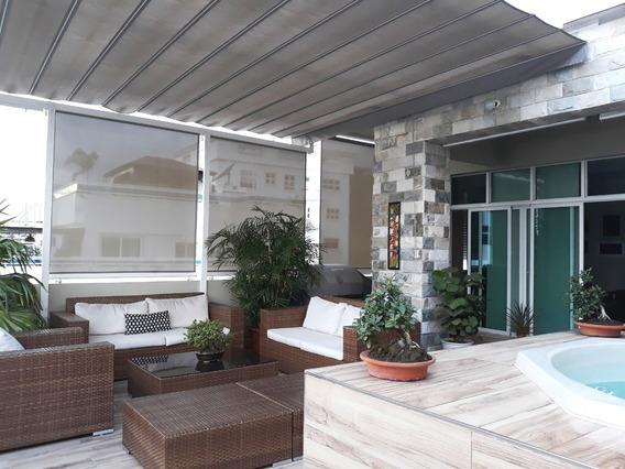 Vendo Penthouse En Mirador Sur. 3 Parqueos. 4 Hab. 5.5 Banos