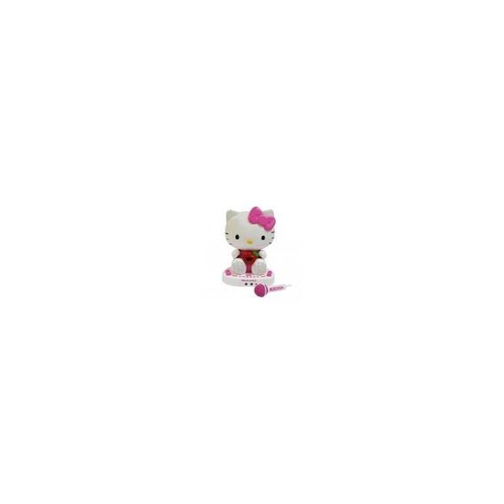 Sistema De Karaoke Hello Kitty Kt2007f Cdg Con Cámara De Vid