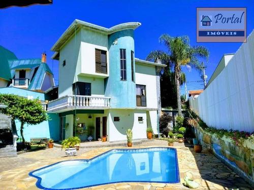 Imagem 1 de 30 de Chácara Com 3 Dormitórios À Venda, 1200 M² Por R$ 1.000.000,00 - Champs Privés - Campo Limpo Paulista/sp - Ch0126