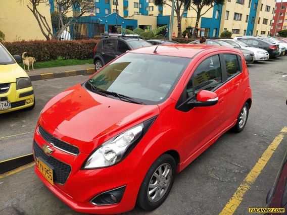Chevrolet Spark Gt Hatch Back