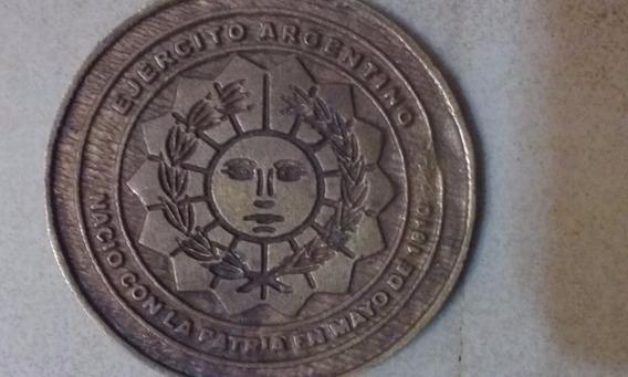 Medalla Ejercito Argentinonacio Con La Patria En Mayo De 181