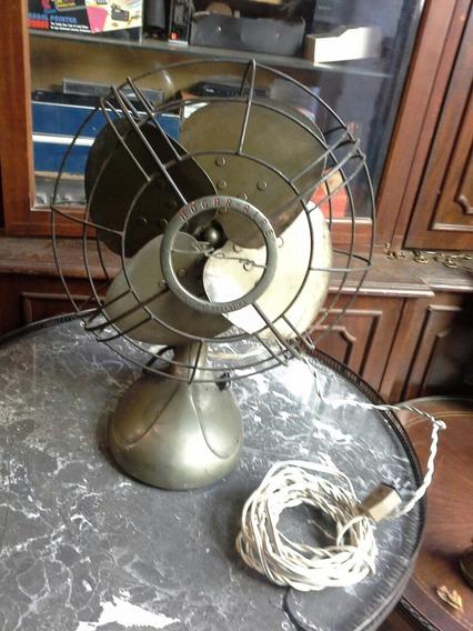Antiguo Ventilador Hogar-aire Siam Funciona Bien