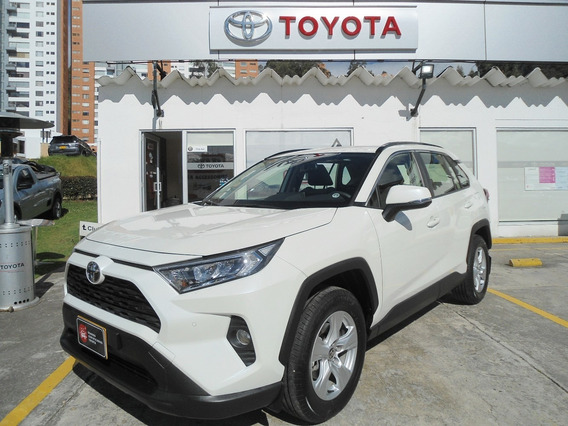 Toyota Rav4 Xle 2,0 A/t 4x2