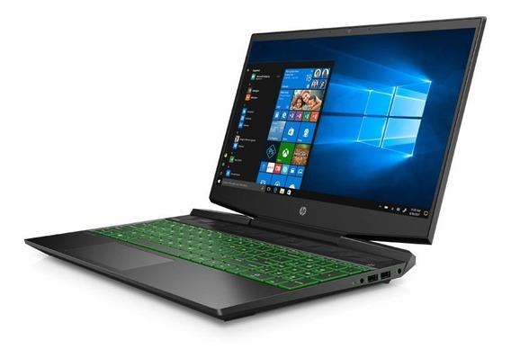Notebook Hp Pav Gaming 15-dk0013la I7-9750h 8gb 512gb 32gb