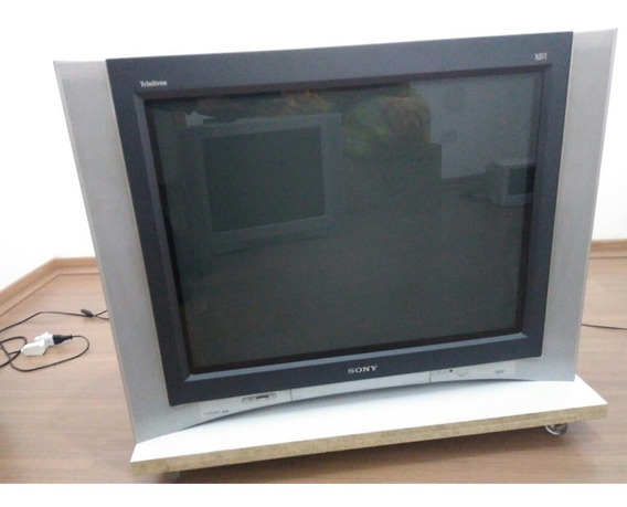 Tv Sony Xbr800 Raridade 34 Polegadas Melhor Tv Para Retrogam