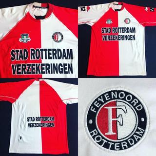 Camisa Feyenoord Rotterdam 2002-2003 Home Tam M E G