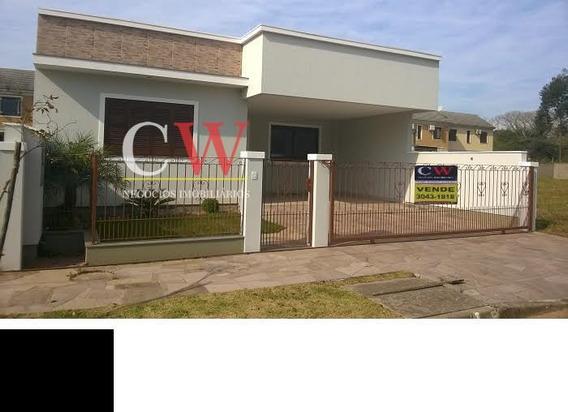 Casa / Sobrado Com 3 Dormitório(s) Localizado(a) No Bairro Santa Cruz Em Gravatai / Gravatai - 465