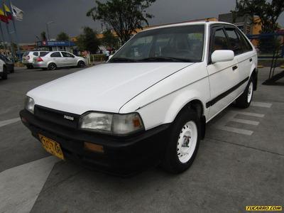 Mazda 323 Dinamique