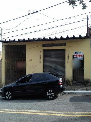 Casa Residencial À Venda, Vila Rica, São Paulo. - Ca2635
