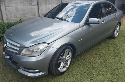 Mercedes-benz C-180 Cgi Classic Cgi