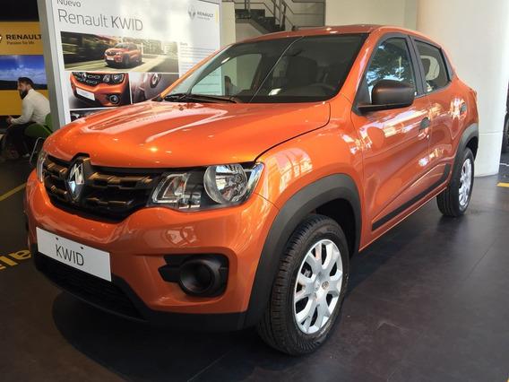 Renault Kwid Zen 1.0 Bonificacion De Gobierno Tasa 0% Jl