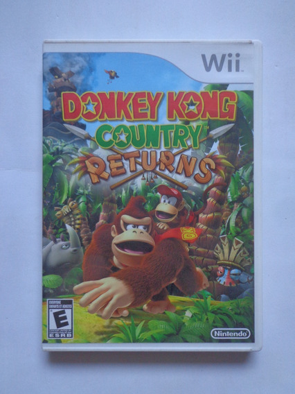 Donkey Kong Country Returns ( Wii )