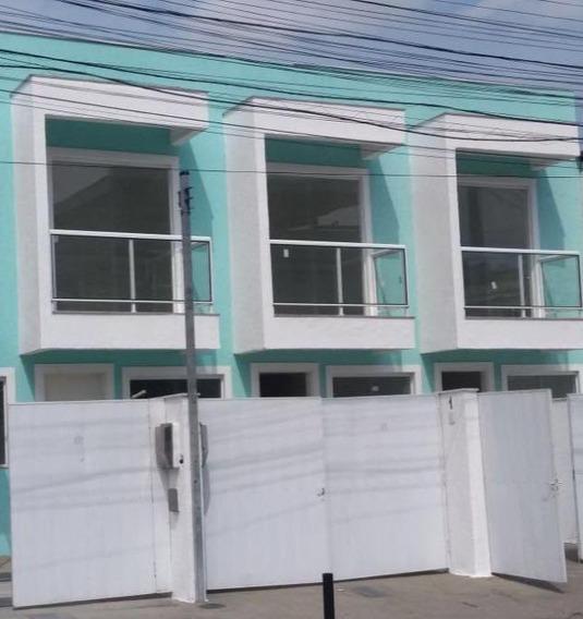 Casa Em Trindade, São Gonçalo/rj De 70m² 2 Quartos À Venda Por R$ 189.000,00 - Ca318309