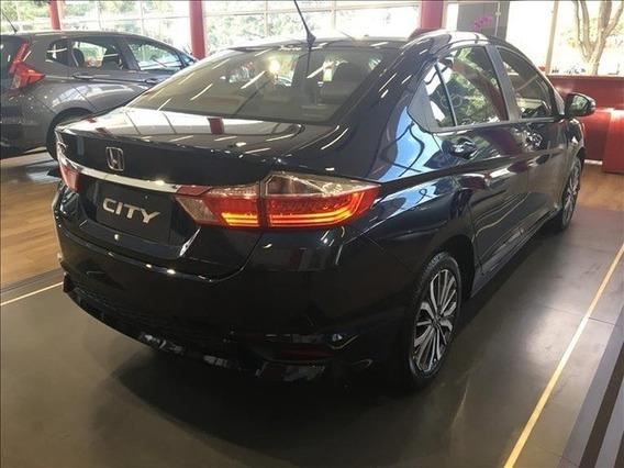 Honda City 1.5 Exl 16v Flex Aut