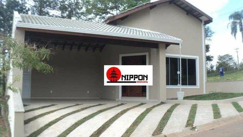 Casa Com 3 Dormitórios À Venda, 186 M² Por R$ 600.000 - Campo Novo - Bragança Paulista/são Paulo - Ca0162