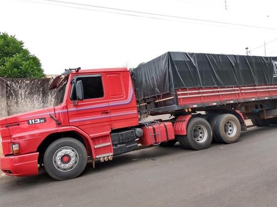Scania 113 360 (6x2) Carreta Ls Ano 1998