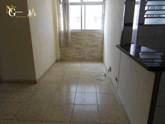 Apartamento Com 2 Dormitórios À Venda, 70 M² Por R$ 180.000 - Boqueirão - Praia Grande/sp - Ap2751