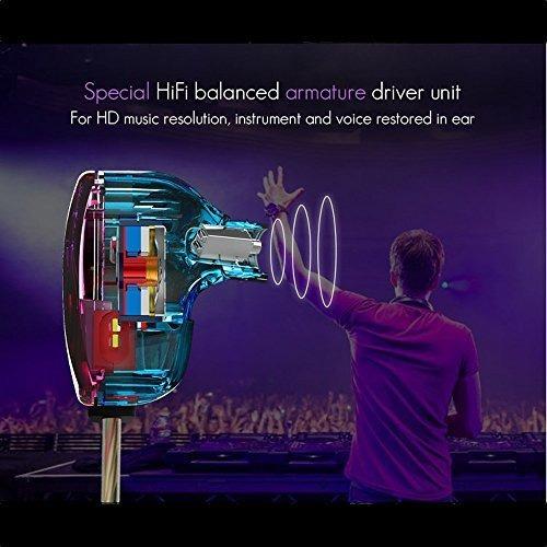 Kz Dentro Oido Earbud Auricular Zst Color Inducido