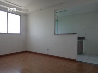 Apartamento A Venda No Bairro Parque São Vicente Em Mauá - - 2317-1