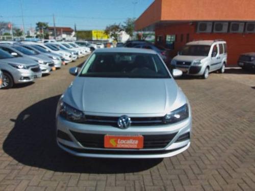 Imagem 1 de 9 de Volkswagen Virtus 1.0 200 Tsi Comfortline Automático