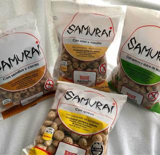 Cereales Proteicos Sin Azucar, Gluten Free -snack Saludable-