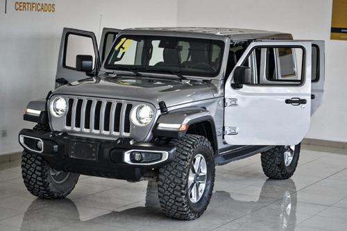 Imagen 1 de 13 de Jeep Wrangler Sahara Unlimited 2019