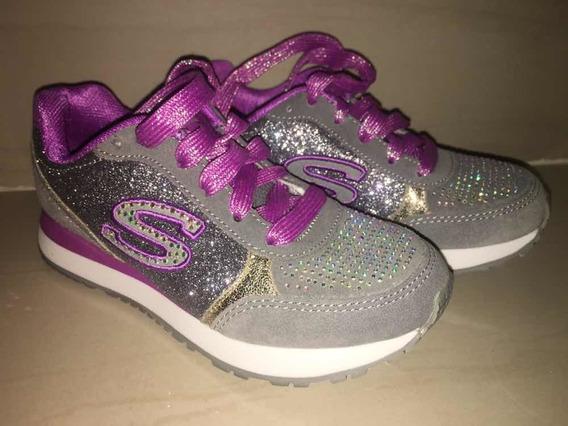 Zapatos Niñas Skechers Originales