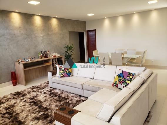 Novo Leblon Condomínio Club - Venda De Casa Térrea Em Nova Parnamirim, Com Fino Acabamento. - Ca00959 - 34295461
