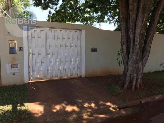 Chácara Com 3 Dormitórios À Venda, 970 M² Por R$ 850.000 - Jardim Planalto - Paulínia/sp - Ch0027