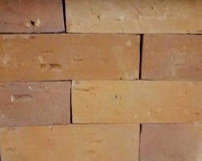 Plaquetas Padrão Bricks Personalizadas