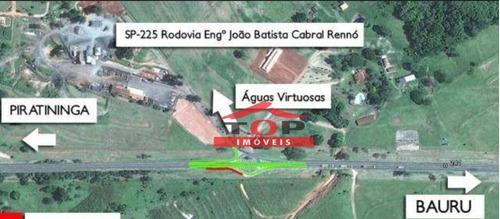 Imagem 1 de 1 de Terreno À Venda, 750 M² Por R$ 75.000,00 - Estância Balneária Águas Virtuosas - Bauru/sp - Te0297