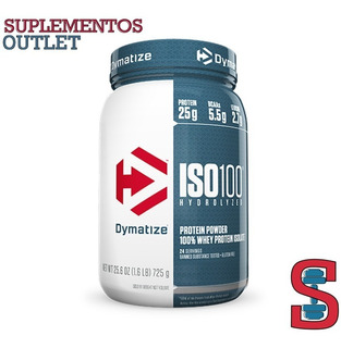 Iso 100. 1.6 Lbs. Dymatize. Hydrolizada. Proteina. Outlet