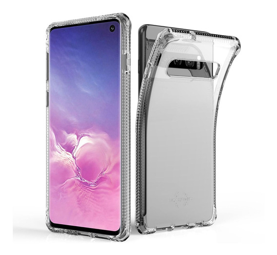 Itskins Funda Spectrum Clear Para Samsung Galaxy S10 - Trans