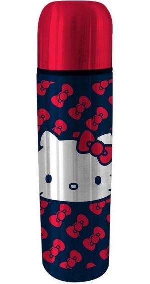 Garrafa Térmica Aço Inox Hello Kitty Little Laces Dewt