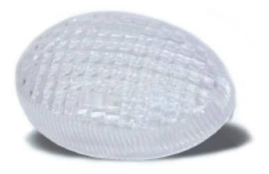 Lente Do Pisca Xt 660 Cristal