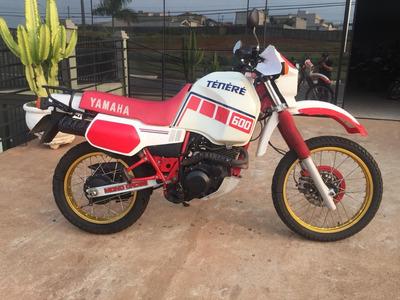 Yamaha - Xt 600 Ténéré