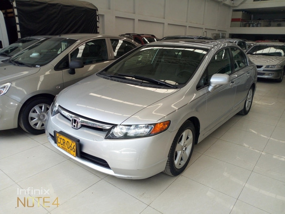 Honda Civic Ex 1.8 Automatico