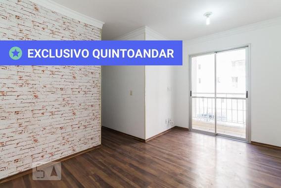 Apartamento No 2º Andar Com 2 Dormitórios E 1 Garagem - Id: 892960576 - 260576