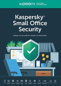 Licencia Kaspersky Small Office 50 Pcs 5 Server 3 Años