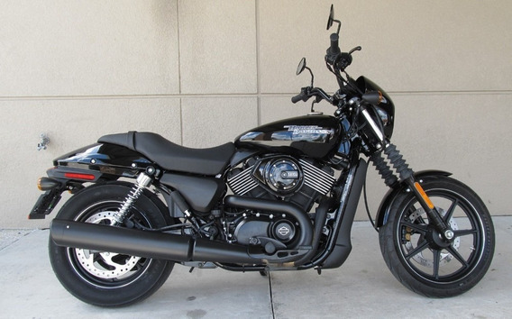 Harley Davidson Street 750 Okm. 2020