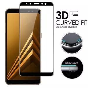 Película Vidro 3d + Capa Carteira Flip Cover Samsung A9 18