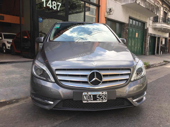 Mercedes-benz Clase B 1.6 B200 At Edition 2014 Argemotors