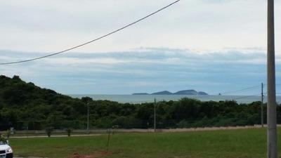 Maravilhoso Terreno Vista Mar Com 467m² Em Alphaville - Rio Das Ostras - Codigo: Te0003 - Te0003