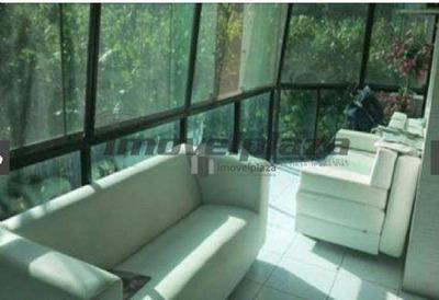 Apartamento Residencial Para Locação, Barra Da Tijuca, Rio De Janeiro - Ap0808. - Ap0808