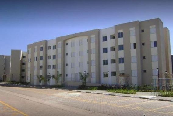 Apartamento Em Jardim Petrópolis, Cotia/sp De 49m² 2 Quartos À Venda Por R$ 103.706,11 - Ap253947