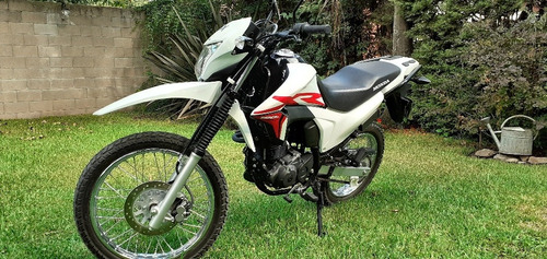 Honda Xr 190 L Pgm-fi Inyeccion 2019 1325 Km Impecable