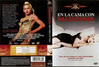 Madonna Dvd En La Cama Con Madonna + Revista Ok + Dvd 2007