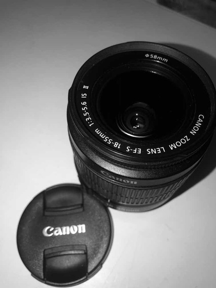 Canon T7+18-55 Mm 1.8 + Kit Completo+ Cartão 64 Gb